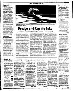 Syracuse Post Standard, February 23, 2005, Page 11
