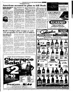 Syracuse Post Standard, February 23, 2005, Page 81