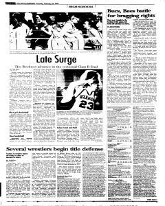 Syracuse Post Standard, February 24, 2005, Page 32