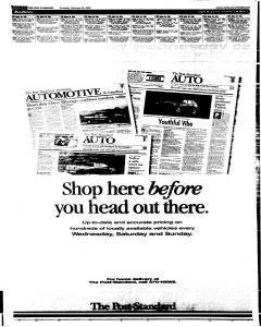 Syracuse Post Standard, February 24, 2005, Page 42