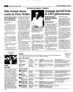 Syracuse Post Standard, February 24, 2005, Page 54