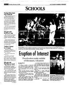 Syracuse Post Standard, February 24, 2005, Page 99