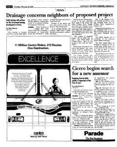 Syracuse Post Standard, February 24, 2005, Page 121