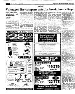 Syracuse Post Standard, February 24, 2005, Page 123