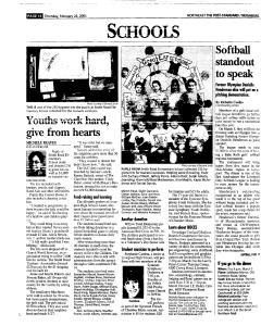 Syracuse Post Standard, February 24, 2005, Page 131