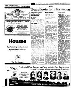 Syracuse Post Standard, February 24, 2005, Page 151