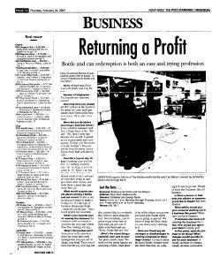 Syracuse Post Standard, February 24, 2005, Page 161