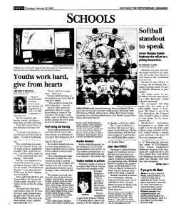 Syracuse Post Standard, February 24, 2005, Page 163