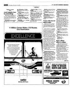 Syracuse Post Standard, February 24, 2005, Page 185