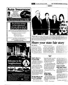 Syracuse Post Standard, February 24, 2005, Page 210
