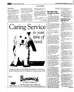 Syracuse Post Standard, February 24, 2005, Page 212