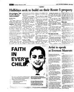 Syracuse Post Standard, February 24, 2005, Page 216