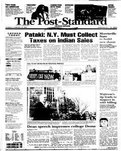 Syracuse Post Standard, February 24, 2005, Page 255