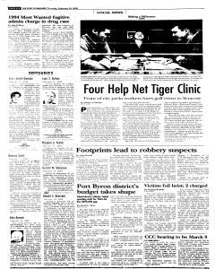 Syracuse Post Standard, February 24, 2005, Page 274