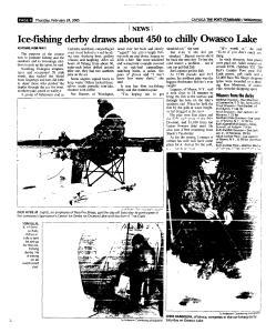 Syracuse Post Standard, February 24, 2005, Page 318
