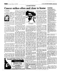 Syracuse Post Standard, February 24, 2005, Page 322