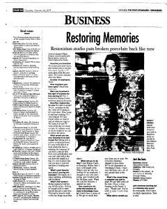 Syracuse Post Standard, February 24, 2005, Page 340