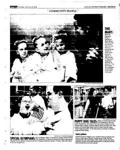 Syracuse Post Standard, February 24, 2005, Page 356