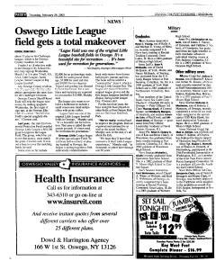 Syracuse Post Standard, February 24, 2005, Page 364
