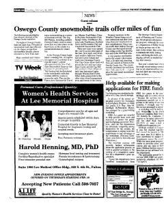 Syracuse Post Standard, February 24, 2005, Page 368