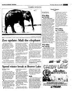 Syracuse Post Standard, February 24, 2005, Page 71