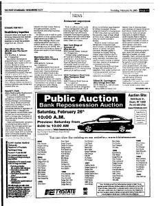 Syracuse Post Standard, February 24, 2005, Page 91