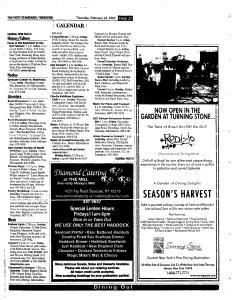 Syracuse Post Standard, February 24, 2005, Page 75