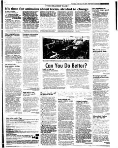 Syracuse Post Standard, February 24, 2005, Page 287