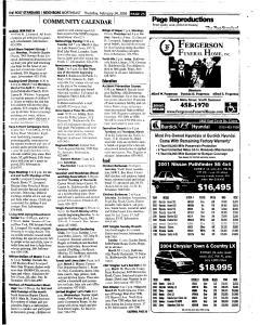 Syracuse Post Standard, February 24, 2005, Page 140