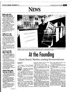 Syracuse Post Standard, February 24, 2005, Page 83