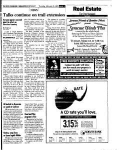 Syracuse Post Standard, February 24, 2005, Page 122