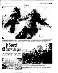 Syracuse Post Standard, February 24, 2005, Page 124