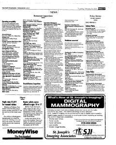 Syracuse Post Standard, February 24, 2005, Page 223