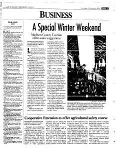 Syracuse Post Standard, February 24, 2005, Page 355