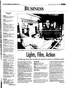 Syracuse Post Standard, February 24, 2005, Page 243