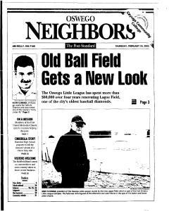 Syracuse Post Standard, February 24, 2005, Page 359