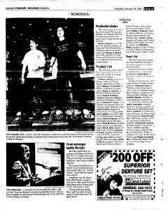 Syracuse Post Standard, February 24, 2005, Page 383