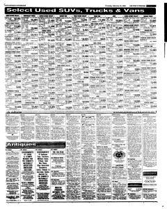 Syracuse Post Standard, February 24, 2005, Page 45