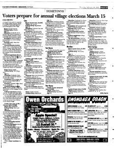 Syracuse Post Standard, February 24, 2005, Page 341
