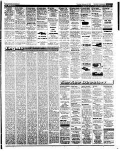 Syracuse Post Standard, February 24, 2005, Page 47