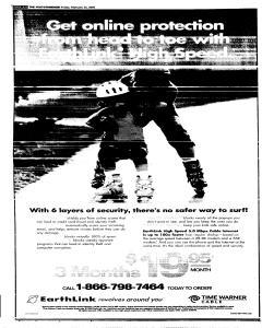 Syracuse Post Standard, February 25, 2005, Page 20