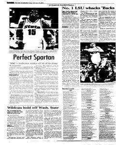 Syracuse Post Standard, February 25, 2005, Page 30