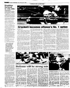 Syracuse Post Standard, February 25, 2005, Page 38