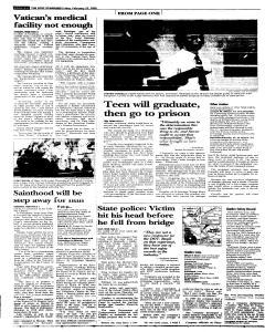 Syracuse Post Standard, February 25, 2005, Page 66