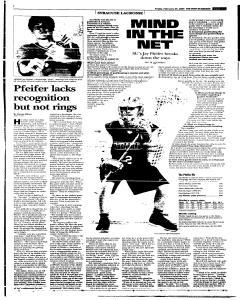 Syracuse Post Standard, February 25, 2005, Page 37