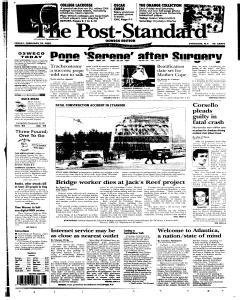 Syracuse Post Standard, February 25, 2005, Page 101