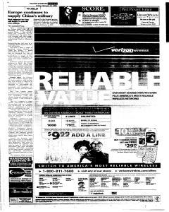 Syracuse Post Standard, February 25, 2005, Page 103