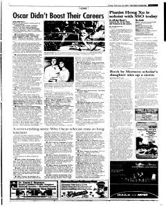 Syracuse Post Standard, February 25, 2005, Page 47