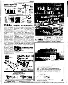 Syracuse Post Standard, February 25, 2005, Page 65