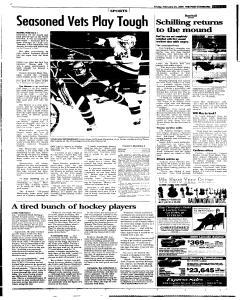 Syracuse Post Standard, February 25, 2005, Page 27